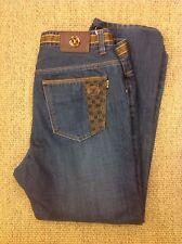 """men's LOUIS VUITTON Jeans. 40""""W, 30""""L. Superb Condition."""