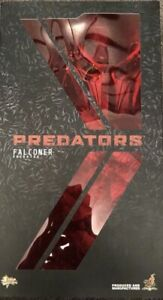 Hot Toys MMS 137 Predators Falconer Predator 14 inch Action Figure NEW