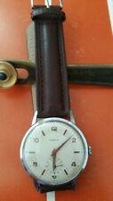Lanco vintage watch oversize cal. 1305 funzionante orologio fuori miusra