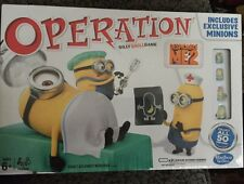 Operation Despicable Me 2 Kids Family Fun Night Silly Minion Skill Game New!