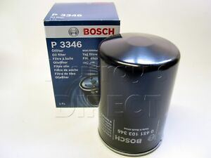 BOSCH OEM Oil Filter Audi A4 Cabriolet 1.9 TDI AFN AHU Engs VW Passat 028115561E