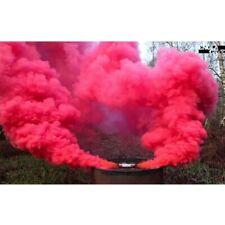 FUMOGENO SOFTAIR A FILO 20 SECONDI BURST ROSSO ENOLA-GAYE 7107R AIRSOFT SMOKE