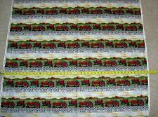 Farmall Home Town Horizontal Farm Tractor 10211 Print Concepts Cotton fabric