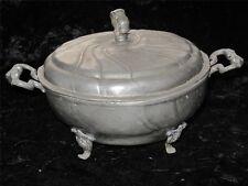 Original 1800-1849 Collectable Pewter Metalware