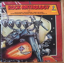 ROCK ANTHOLOGY COMPIL' DOO-WOP RYTHM'BLUES MOTO COVER DOUBLE FRENCH LP MERCURY