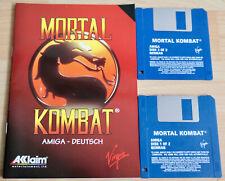 Mortal Kombat  - AMIGA/Commodore Spiel