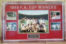 West Ham United 1980 FA Cup Final Presentation Signed by the 12 finalists