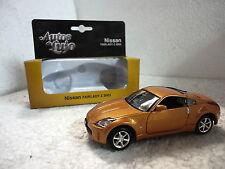 Autos de Lujo,Nissan Fairlady Z 2003,Escala 1:36:38,Ed.Sol 90
