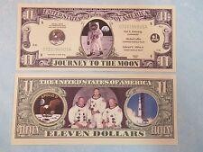 NASA Apollo 11 Neil Armstrong First Moon Flight ~ $1,000,000 One Million Dollars