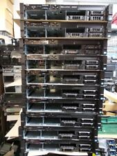 "Dell 2U PowerEdge R720 H710 Mini 8x 3.5"" bays 2x 750w psu (one server)"