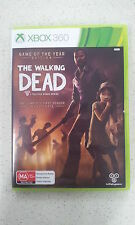 The Walking Dead A Telltale Game Series Game GOTY Edition Xbox 360 (NEW)