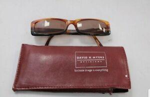 Ladies Designer BVLGARI 454-B Reading Glasses Spectacles Frames - S10