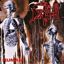 Death - Human (Black Inside Of Beer with Splatter Vinyl - Only 300 Made) NEW