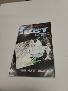 The Lost Ones #1 Image Comics The Hunt Begins