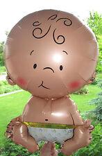 Geburt Baby Ballons Luftballon Folienballon Heliumballon Geburtstag Babyballon