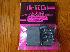 Hi-Tech HO #5006  / 2 Window Cab -- High Hood (Plastic)