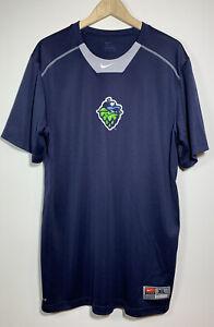 Nike x Hillsboro Hops Team Issue Dri Fit 2013 Uniform Under Shirt XL