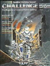 GDW Challenge Magazine #56 MegaTraveller Star Wars Twilight 2000 Shadowrun!