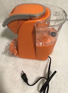 Keurig 2.0 K200 Orange Zest Coffee Maker
