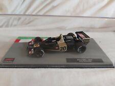 1/43 F1 FORMULA 1 CAR COLLECTION - WOLF WR1 JODY SCHECKTER 1977 CAR #67