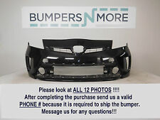 OEM 2012-2015 Toyota Prius Base/Plug-In/Two/Three/Four/Five Front Bumper