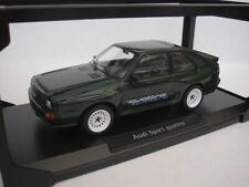 Audi Sport Quattro 1985 Green 1/18 NOREV 188318 New