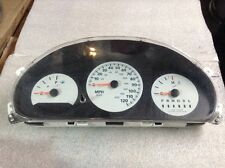 2005 Dodge Caravan Speedometer Cluster Odometer Instrument Oem 87K #386