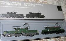 M41 Märklin 3300 Jub. Pack Krokodile  BR 194  DB und  B/e 6/8 SBB ungenutzt