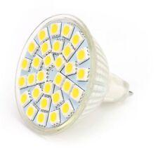 10 X Jour Blanc GU5.3 MR16 29 SMD 5050 économie d'énergie Ampoules à DEL AC DC 12 V