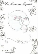 FOR SOMEONE SPECIAL Official HELLO KITTY Birthday Card