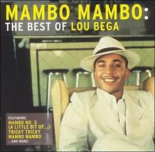 FREE US SHIP. on ANY 3+ CDs! ~Used,Good CD Bega, Lou: Mambo Mambo: The Best of L