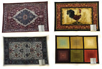 Accent Throw Rug 1 Piece Modern Contemporary for Any Room in the House 4 Styles