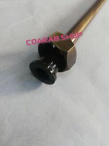TUBO CANNUCCIA 38 CM ATTACCO 1/2'' bronzato ricambio rubinetteria bronzata