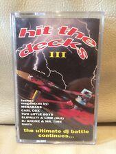 Hit The Decks III - 1992 Cassette Tape - Breakbeat Hardcore Techno DJ Battle - 3