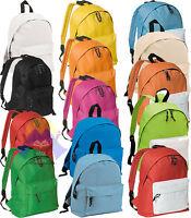 Zaino SCUOLA Sacca da BAMBINI Zainetto UOMO Borsa DONNA per Viaggio SCHOOL Bag