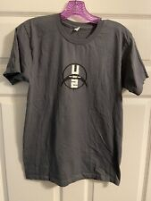 U2 (360 Tour) Tour Shirt. Fedex Field Landover. 2 Sided. Ss. Grey. Small.