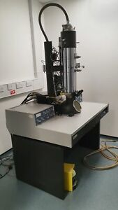 PHILIPS EM201 (TEM) Transmission Electron Microscope Serial Number: D 796