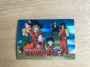 2000 Artbox Dragon Ball Z Chromium Archives Holochrome Skill Card #7