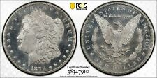 1879-CC Morgan Silver Dollar PCGS MS64+PL CAC