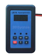 0-20mA / 0-11V / mV Current Voltage Millivolt Signal Generator Source Calibrator