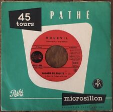 Bourvil - Salade de Fruits - PATHE Microsillon - 45T (Single)