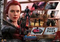Hot Toys MMS533 1/6 Avengers: Endgame Black Widow Scarlett Johansson Figure Doll