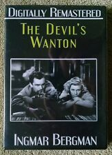 The Devil's Wanton DVD Ingmar Bergman Digitally Remastered New/Sealed