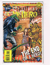 Neil Gaimans Mr Hero #1 NM Tekno Comix Comic Book Vance DE28