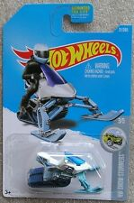 Hot Wheels 2017 21 of 365 Snow Ride Hotwheels HW Snow Stormers - Carded