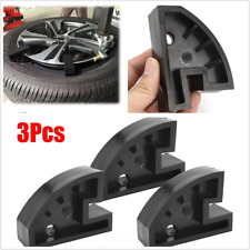 3Pcs Car Nylon Tire Tyre Changer Wheel Rim Bead Drop Center Depressor Clamp Tool