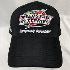 Joe Gibbs Team Racing Nascar Interstate Batterys Strapback Hat 11,18,19 & 20 Cap