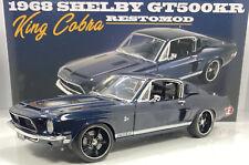 """GMP/ACME 1/18 Scale 1968 SHELBY GT500KR""""King Cobra Restomod Version"""""""