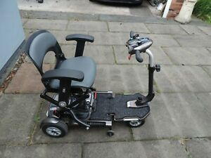 tga minimo plus mobility scooter lithium battery excellent condition fit in boot