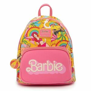 Loungefly Barbie Fun in the Sun Mini Backpack